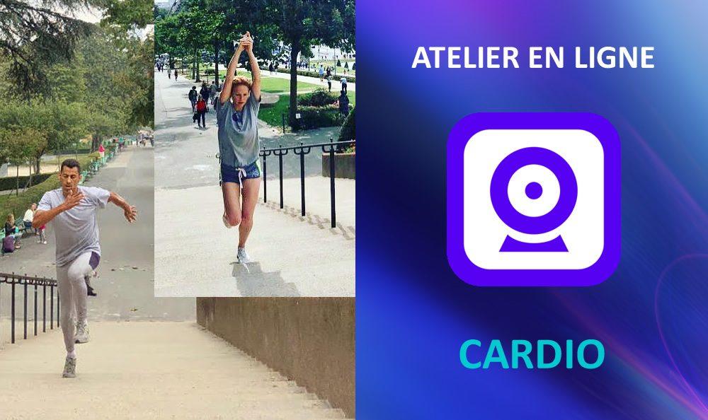 Atelier en Ligne - Cardio-Laurent Bidari