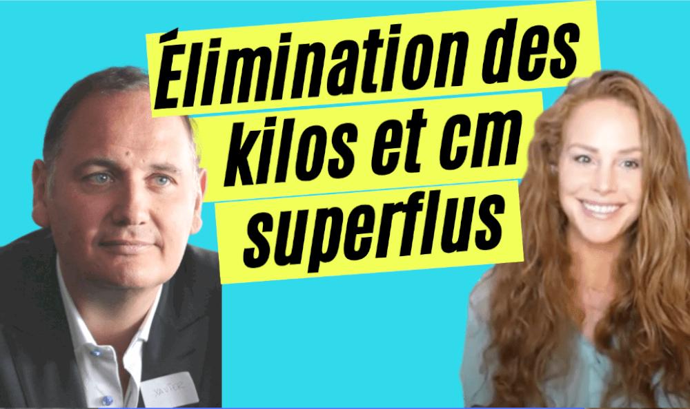 19 avril à 20H00: Élimination des kilos et cm superflus